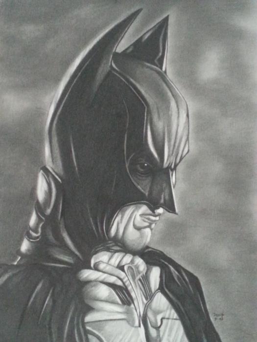 Batman par Callahan